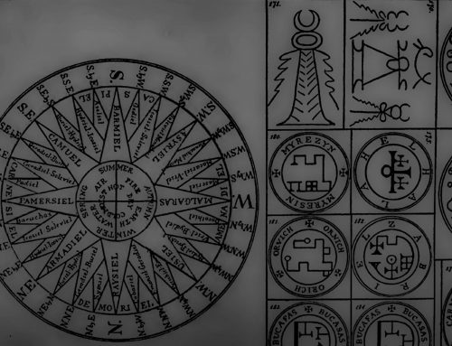 The Nature of Black and White Magick