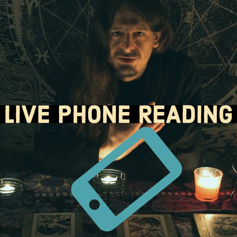 Tarot Reading by Phone