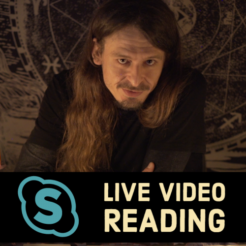 Live Video Reading Tarot