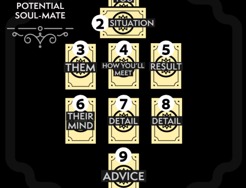 Potential Soulmate Tarot Spread