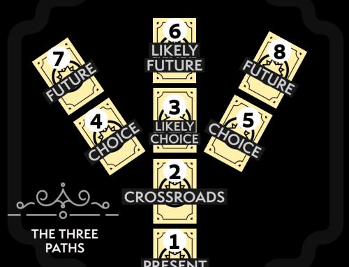 The Three Paths Tarot Spread